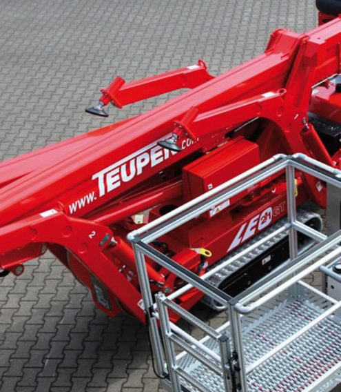 Teupen equipment