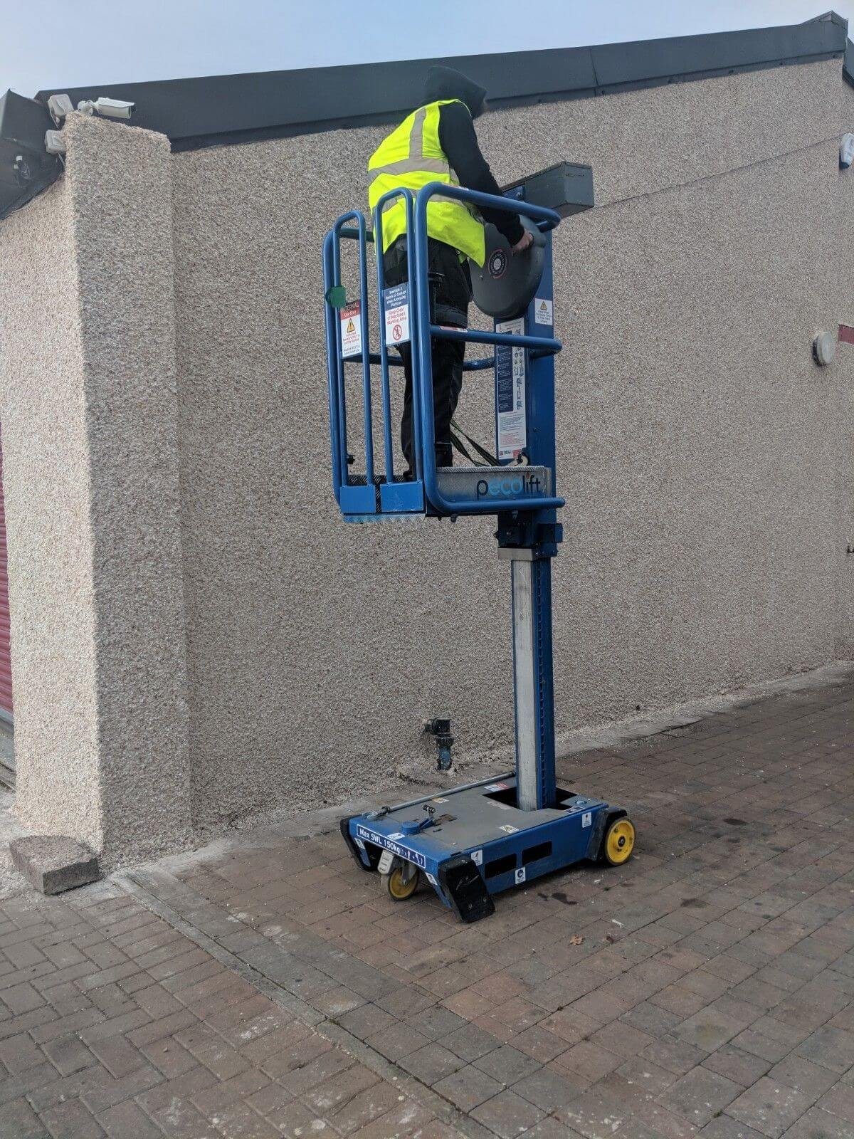 peco access equipment