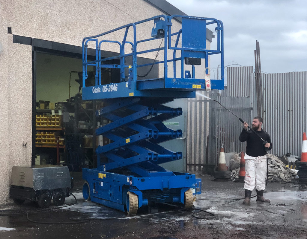 scissor lifts repairs and maintenance